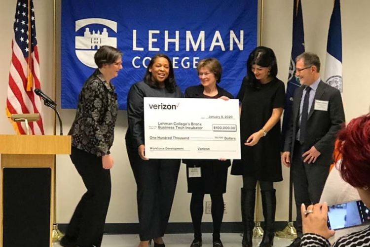 vivid imagination will work with lehman college